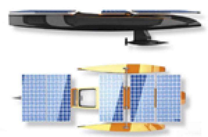 Słoneczne innowacje warszawskich studentów. Projekt WUT Solar Boat