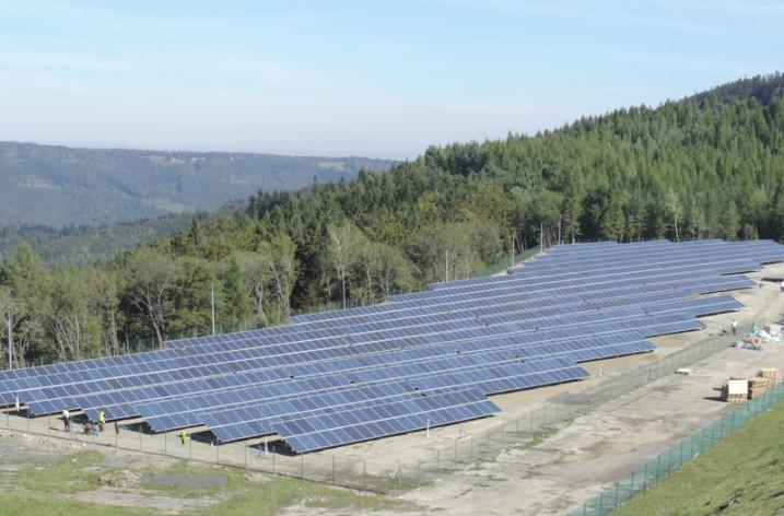 Pierwsza elektrownia fotowoltaiczna PGE o mocy 0,6 MW