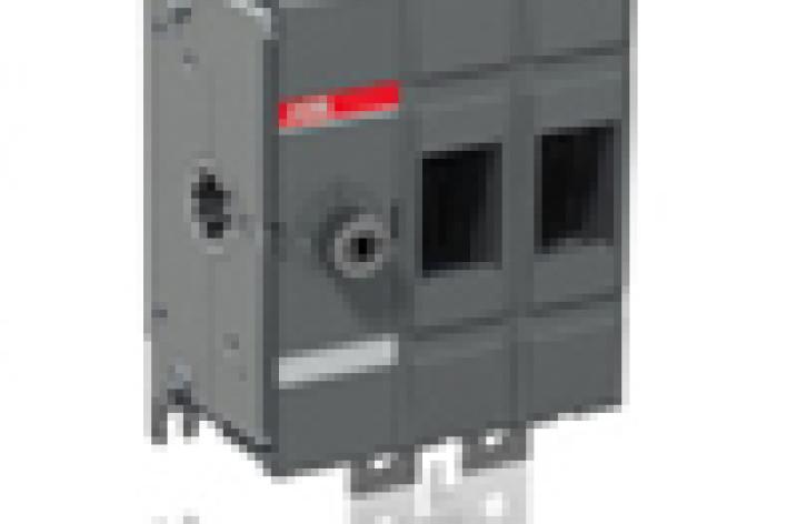 Rozłączniki izolacyjne do aplikacji z ogniwami fotowoltaicznymi