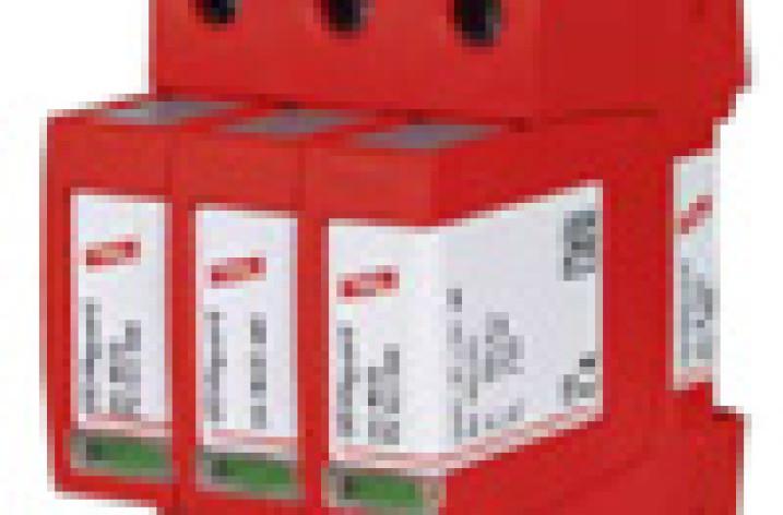 Ograniczanie przepięć w instalacjach niskonapięciowych