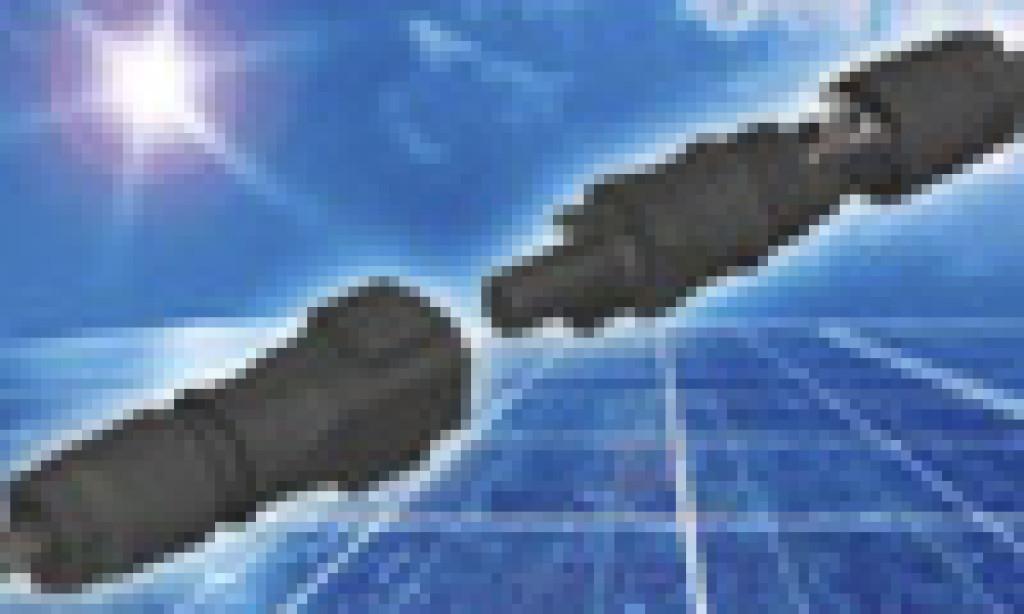 Szybki system połączeń dla modułów PV