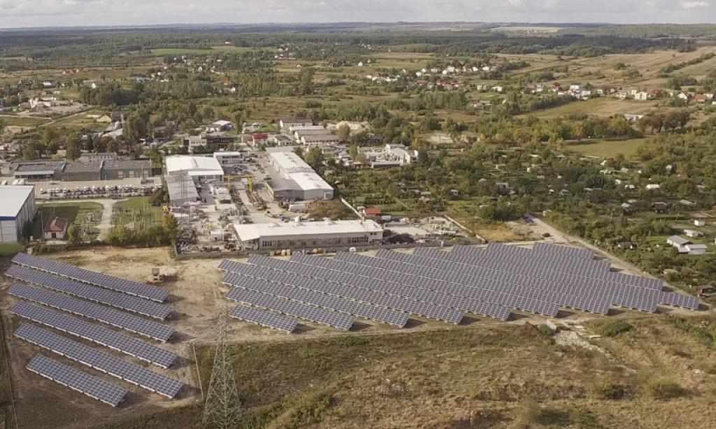 Sukces firmy SolarWorld na polskim rynku