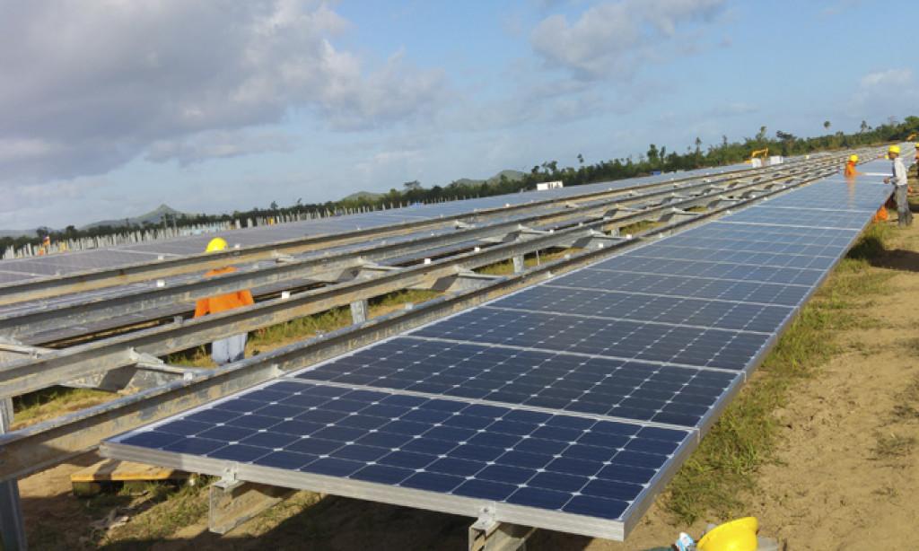 Park 22 MW na Filipinach