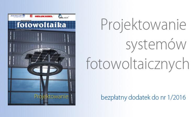 Projektowanie systemów fotowoltaicznych