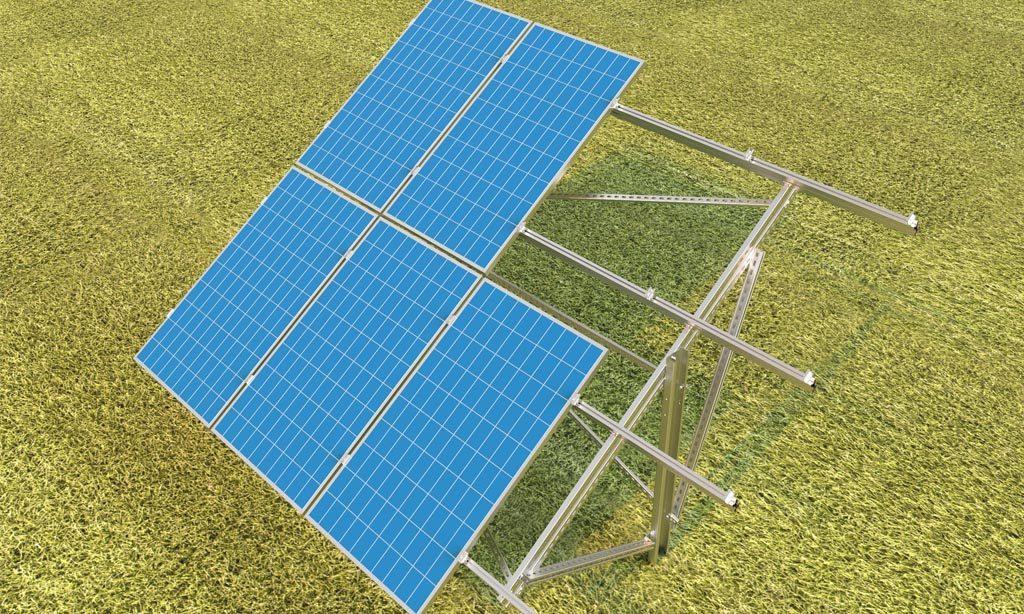Konstrukcje pod moduły fotowoltaiczne oraz panele solarne