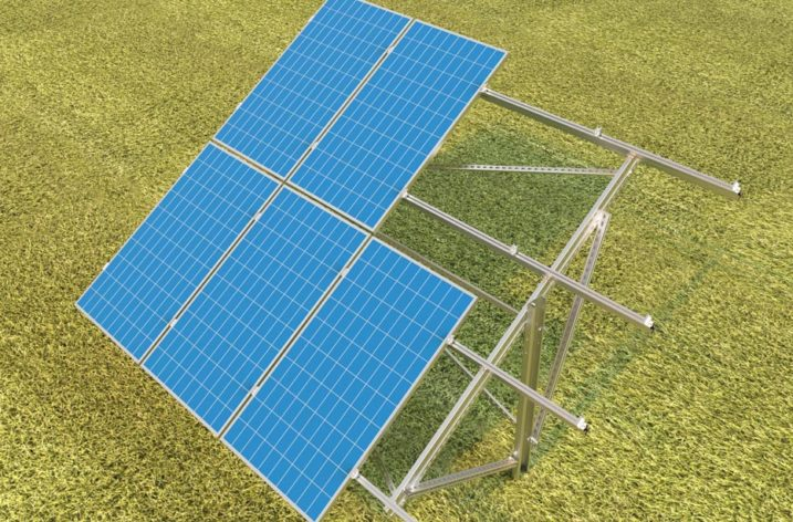 Konstrukcje pod panele fotowoltaiczne oraz panele solarne