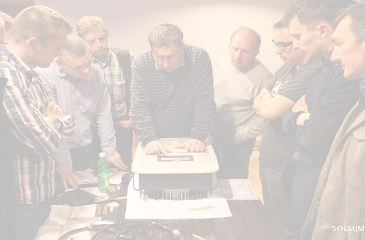 """24–26.08.2016 Szkolenie """"Jak poprawnie montować i zwiększać sprzedaż instalacji fotowoltaicznych?"""""""