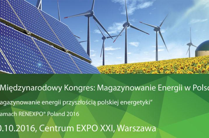 Magazynowanie energii przyszłością polskiej energetyki