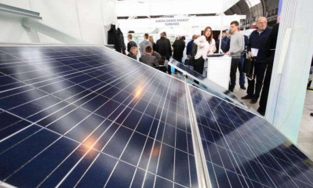Centrum energetycznego świata w Targach Kielce
