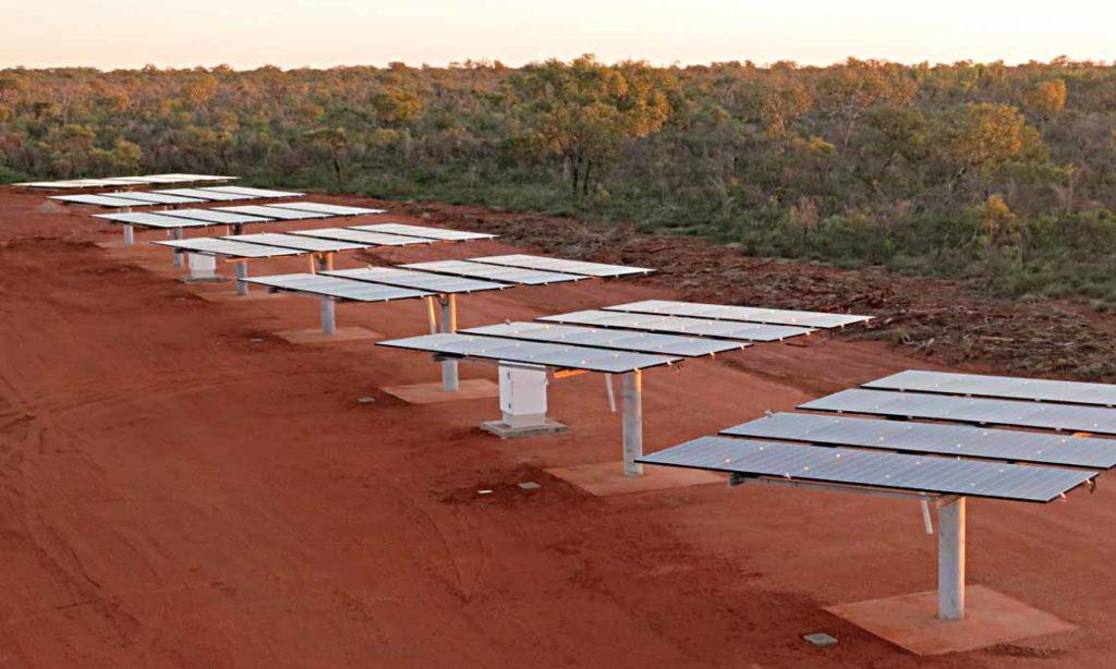 Instalacja solarna off-grid zastąpiła generator dieslowski
