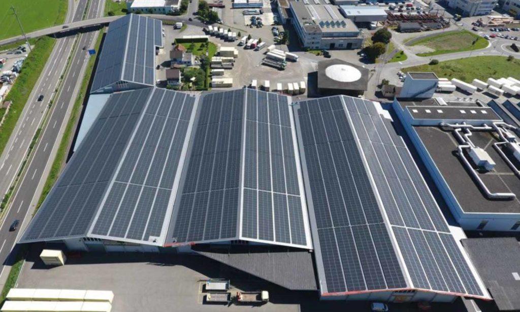 Dachowa instalacja fotowoltaiczna