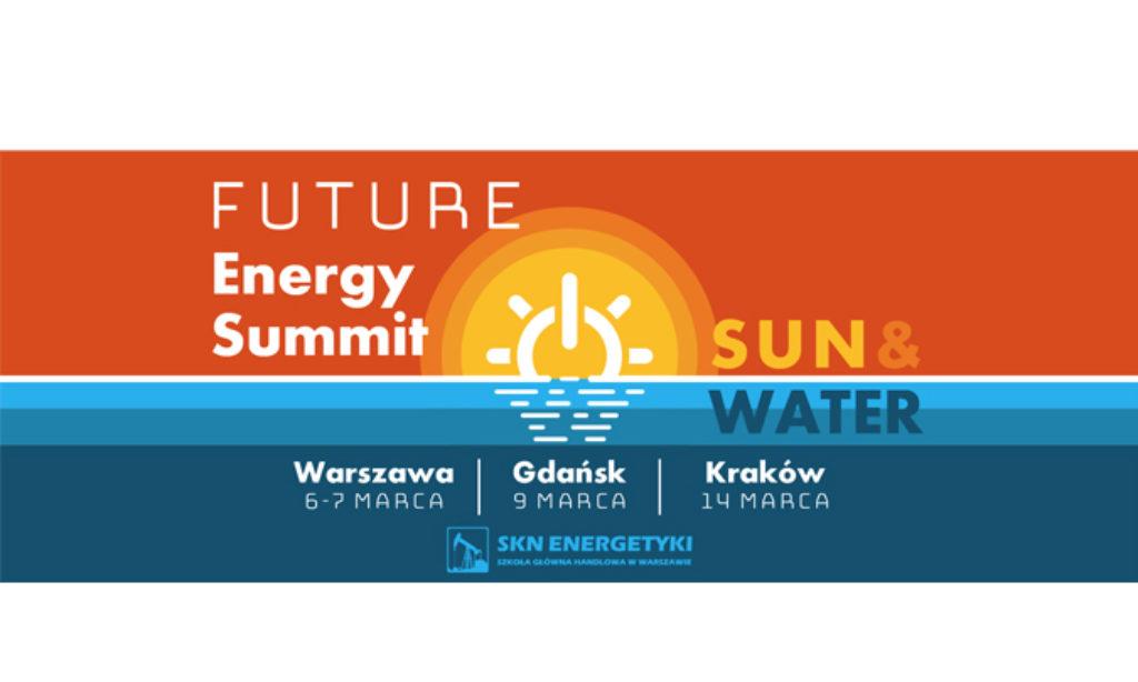 Future Energy Summit: Sun & Water