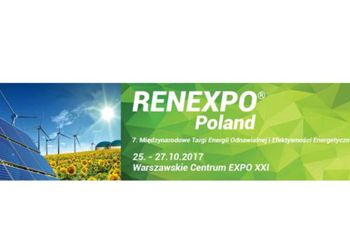 RENEXPO® Poland – największe spotkanie branży OZE w Polsce