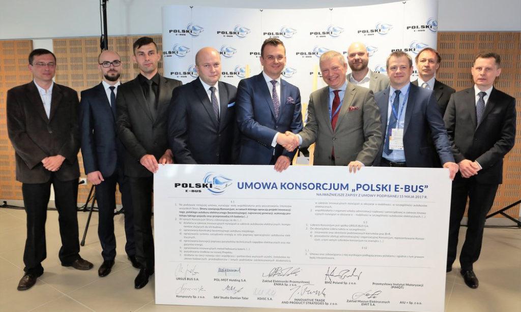 XDISC w konsorcjum Polski E-Bus