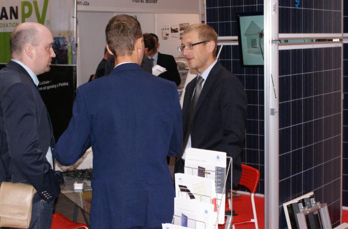 Polski rynek fotowoltaiki – stan aktualny i perspektywy rozwoju. VII Targi RENEXPO® Poland 2017