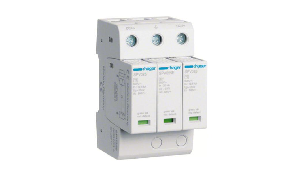 Ochrona przepięciowa instalacji PV