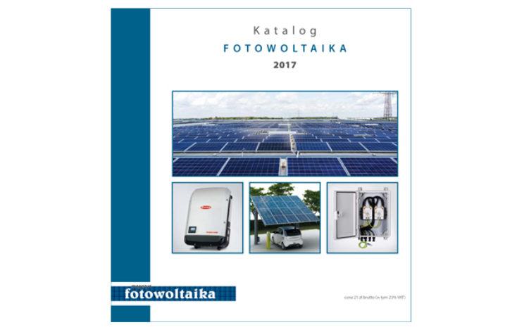 Katalog Fotowoltaika 2017
