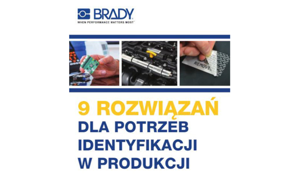 Dziewięć sposobów, jak rozwiązać potrzeby identyfikacji w środowiskach produkcyjnych