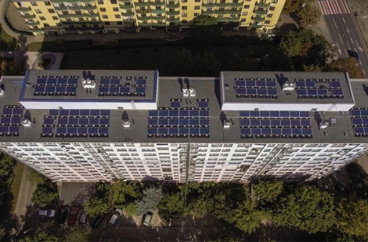 100 mln zł na słoneczne dachy