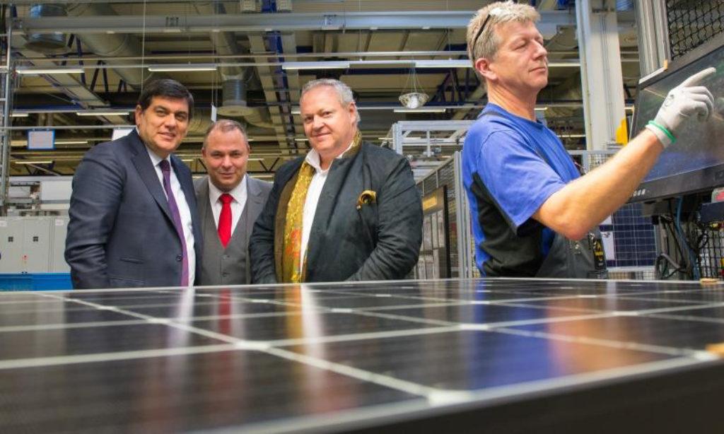 SolarWorld dostarczy moduły fotowoltaiczne do Turcji