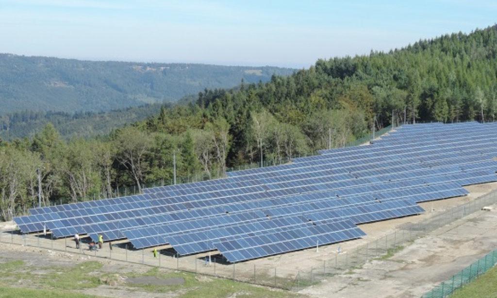 Powstanie magazyn energii na górze Żar