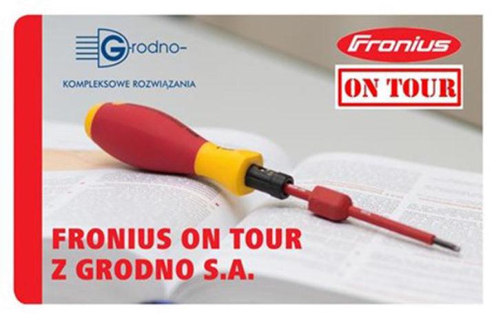Fronius on tour z GRODNO S.A.