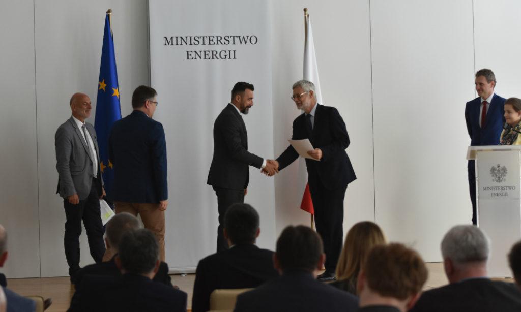 Wyniki I Konkursu na Certyfikat Pilotażowego Klastra Energii