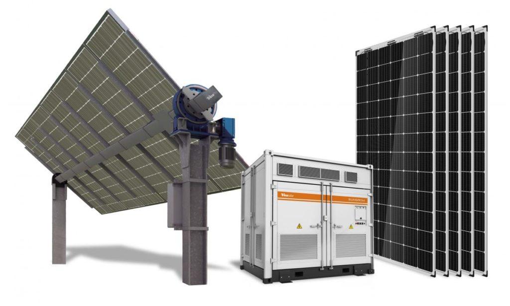 Pierwszy projekt fotowoltaiczny TrinaPro o mocy 250 MW już w realizacji