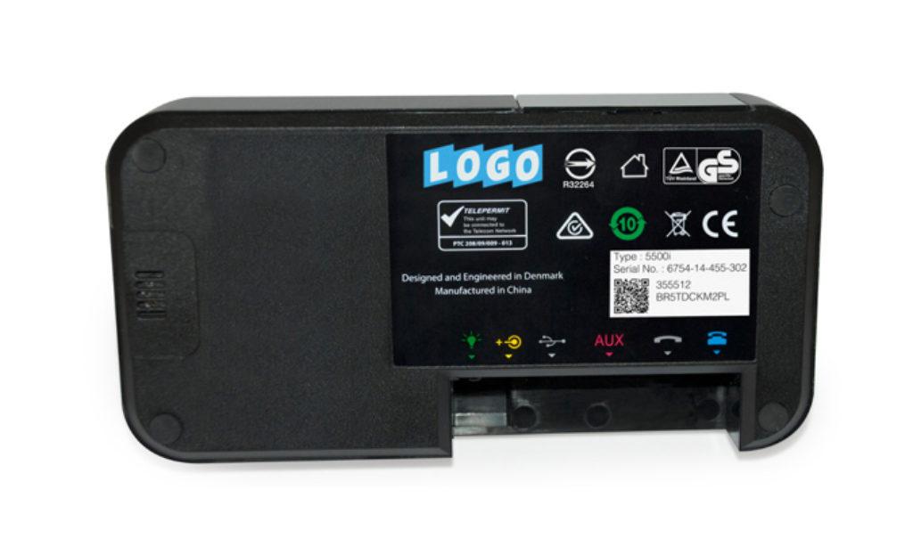 Elastyczne oznaczanie etykietami urządzeń elektronicznych i elektrycznych