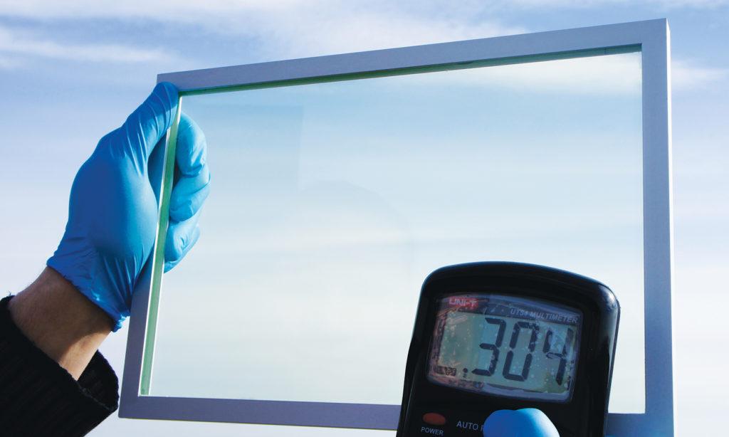 Wzory użytkowe na szyby izolowane termicznie