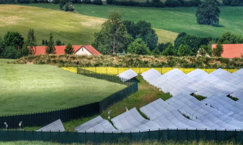 46 MW z nowych źródeł fotowoltaicznych