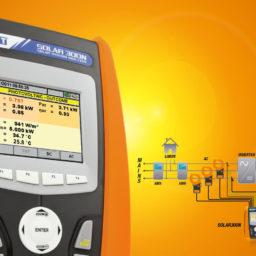 Mierniki wielofunkcyjne – kontrola jakości instalacji fotowoltaicznych