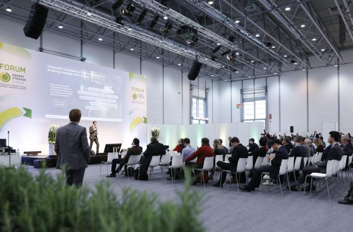 Magazynowanie energii nabiera znaczenia – Energy Storage Europe 2019