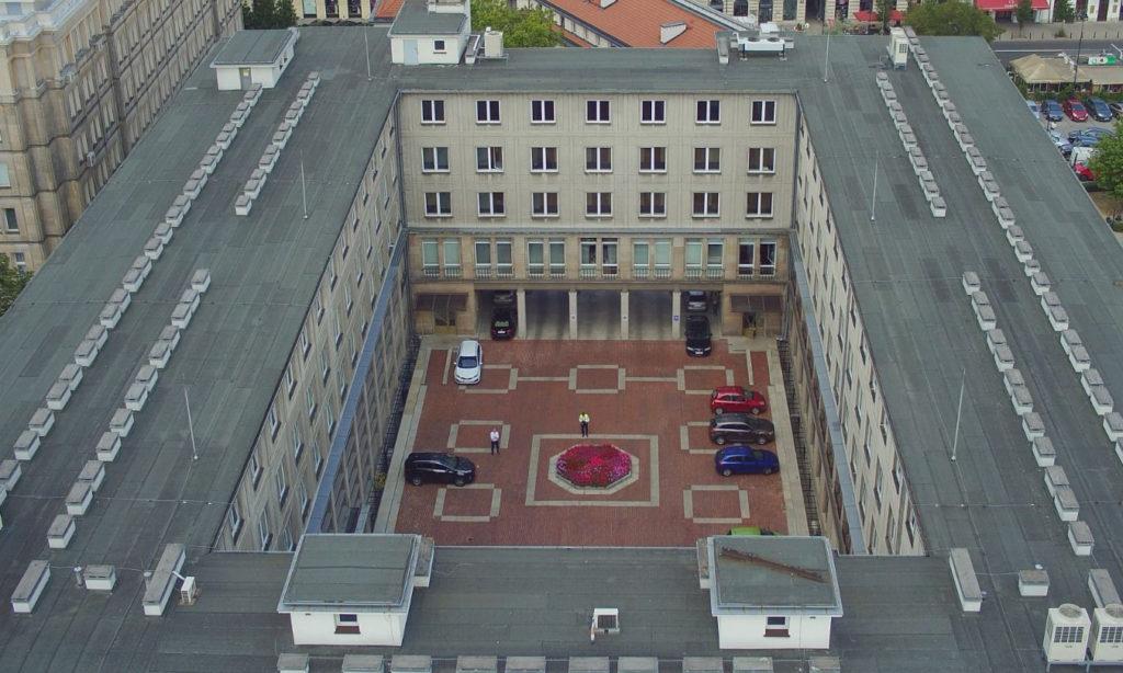 Jedna z największych instalacji PV w Warszawie