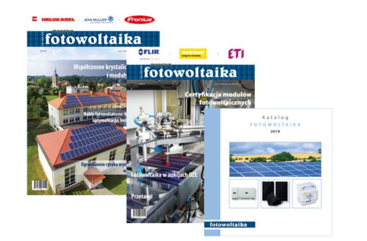 Magazyn Fotowoltaika na targach Energetab 2019