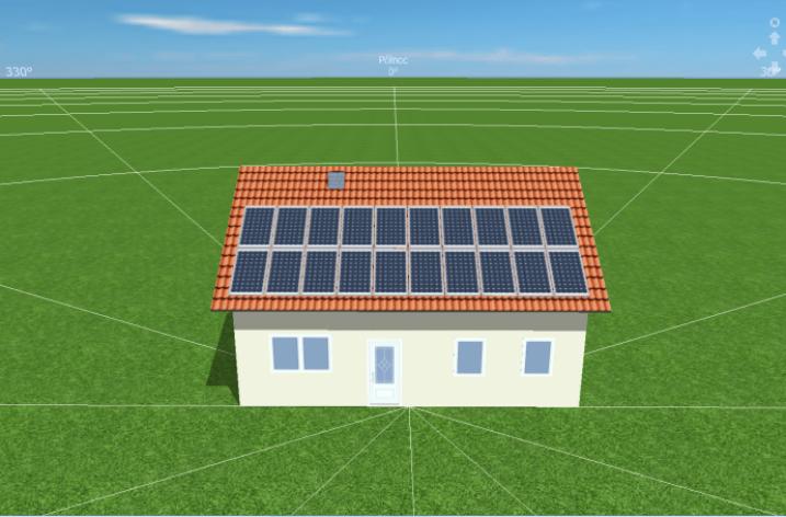Przewymiarowanie instalacji PV względem mocy falowników
