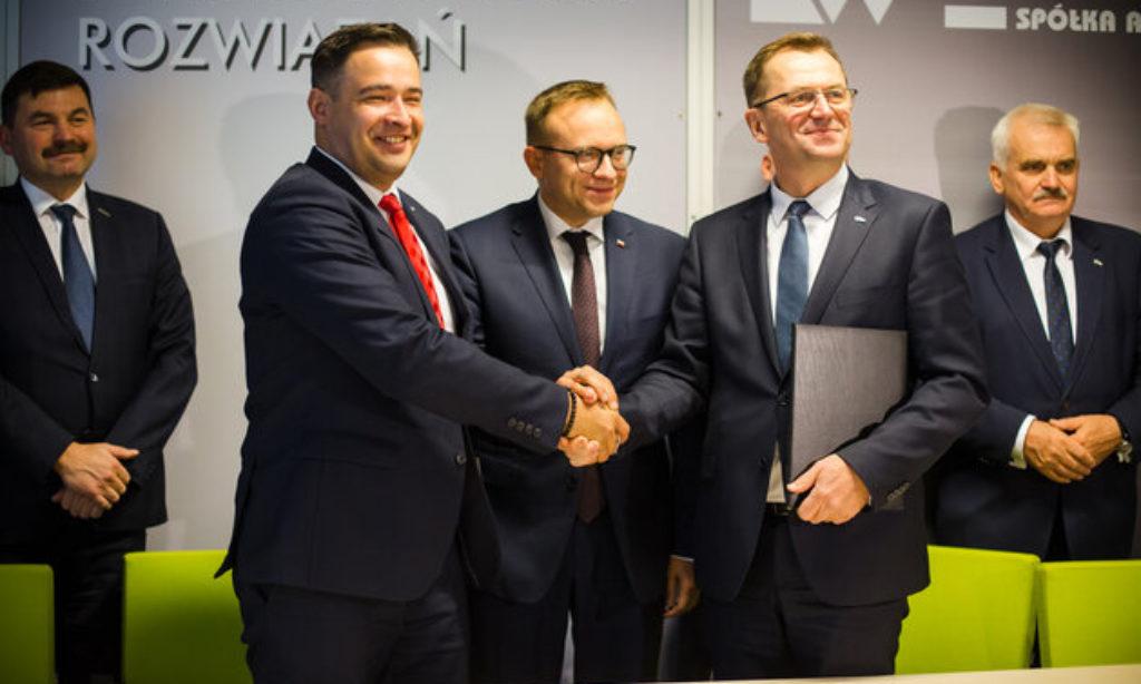 Enea zbuduje elektrownie PV na terenach kopalni Bogdanka