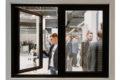 Prototyp okna z szybą fotowoltaiczną