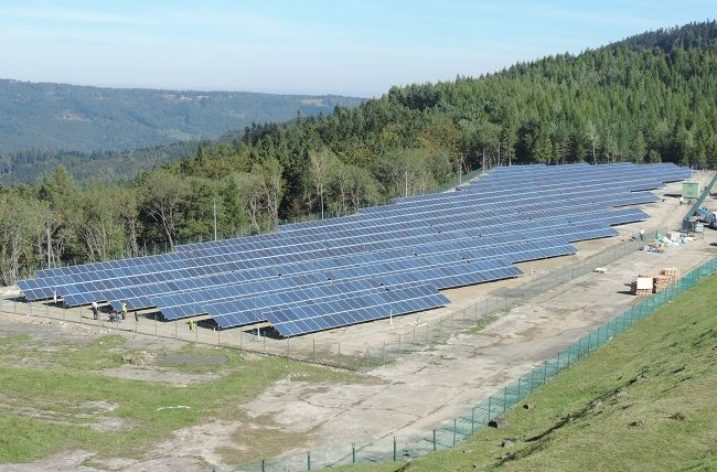 Powstanie magazyn energii na na górze Żar