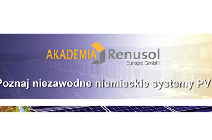 Akademia Renusol już w Polsce! Ruszyły zapisy!
