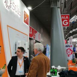 Owocny udział Solis w targach ENEX 2020