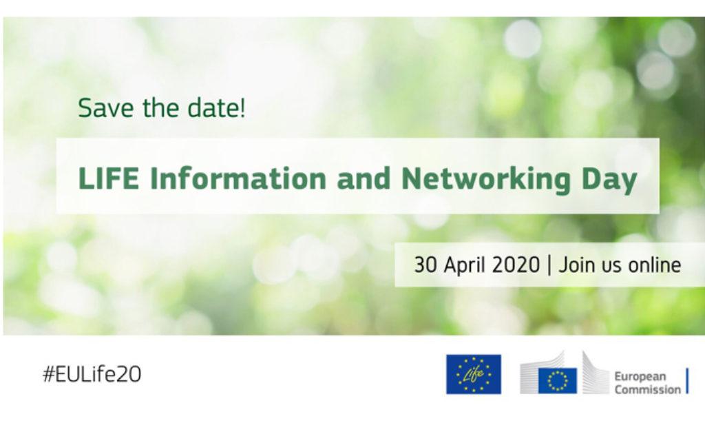 Komisja Europejska zaprasza na wirtualną konferencję Information & Networking Day 2020