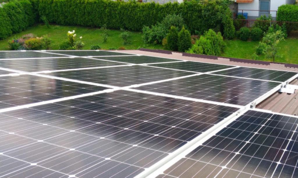 Produkcja energii elektrycznej w instalacjach PV