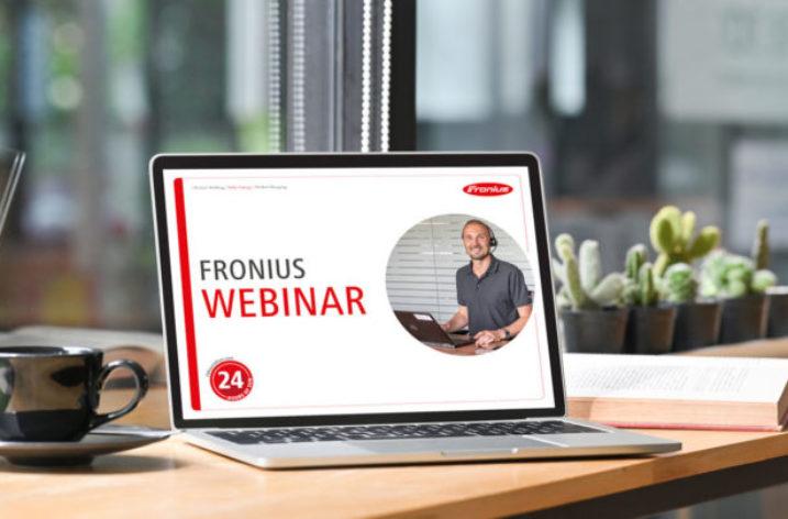 Szkolenia i warsztaty Fronius