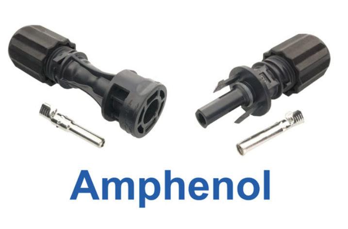 Złącza Amphenol – nowa jakość na rynku fotowoltaiki