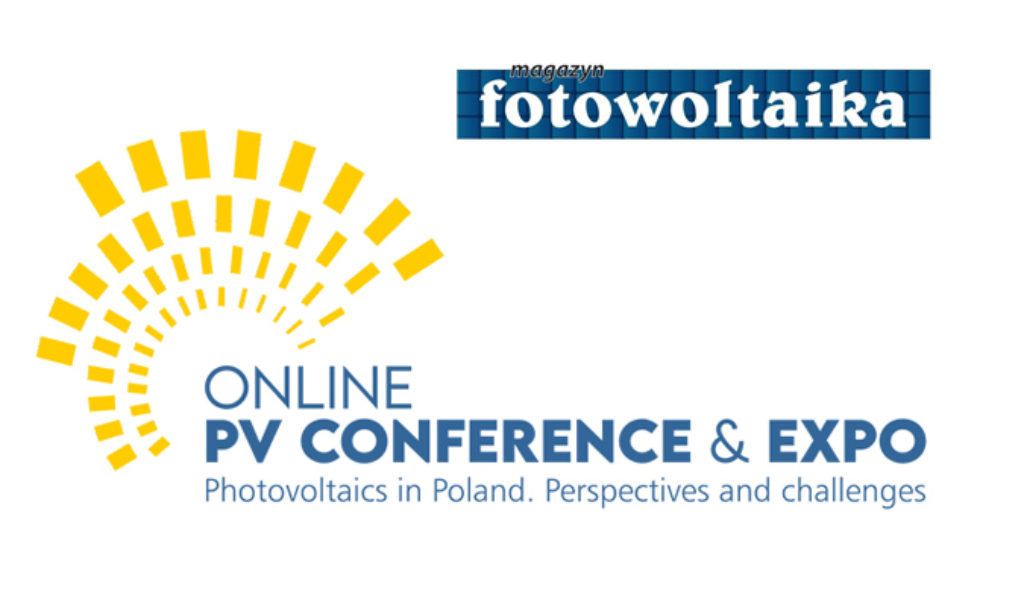Magazyn Fotowoltaika na ONLINE PV Conference & Expo 2020