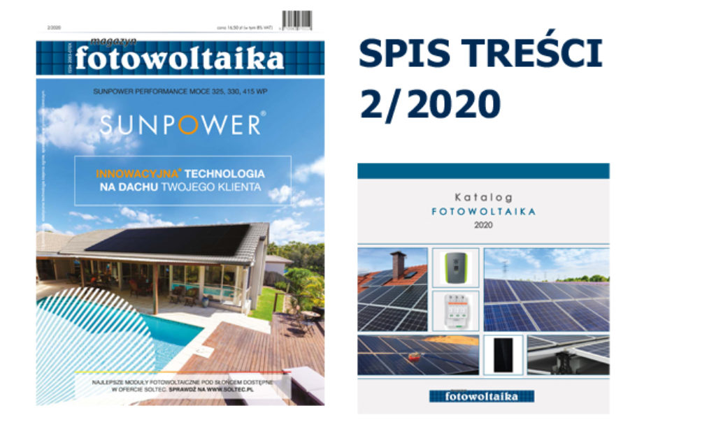 SPIS TREŚCI 2/2020