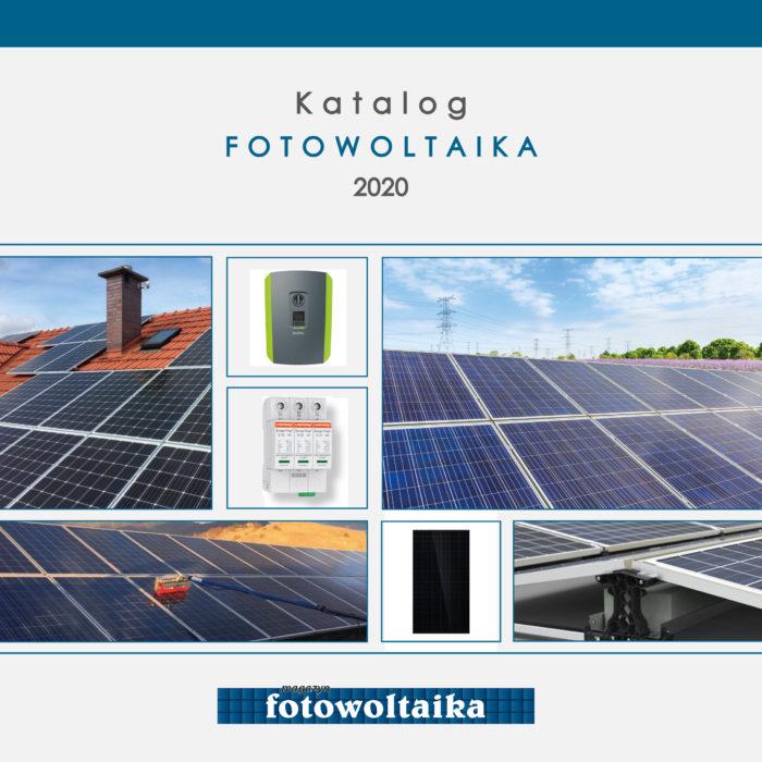 Katalog FOTOWOLTAIKA