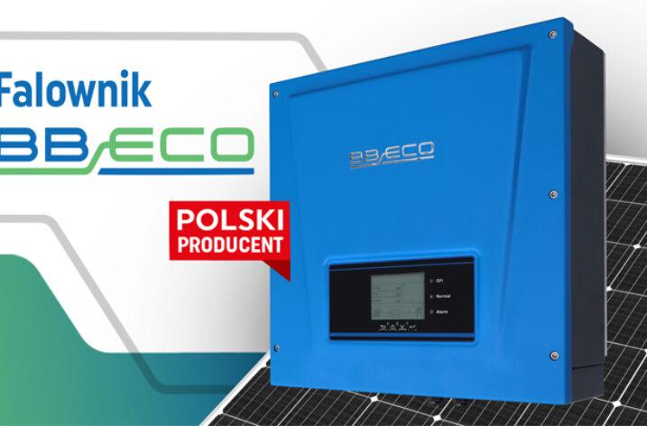 BB ECO – polski falownik z 10-letnią gwarancją w standardzie