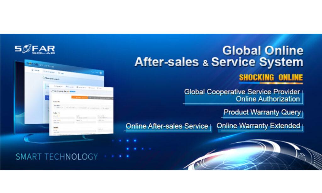 Globalny system usług SOFARSOLAR
